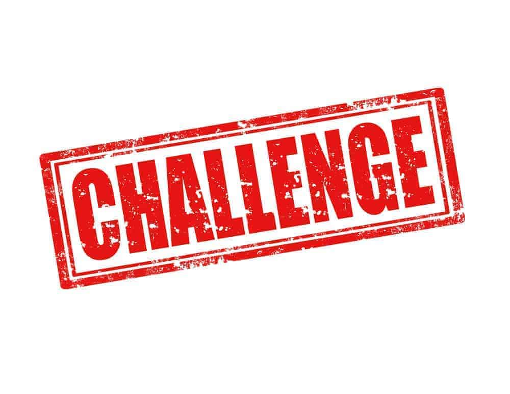 It's Time to Practice What I Preach....Let's Commit To A 'Content Challenge'