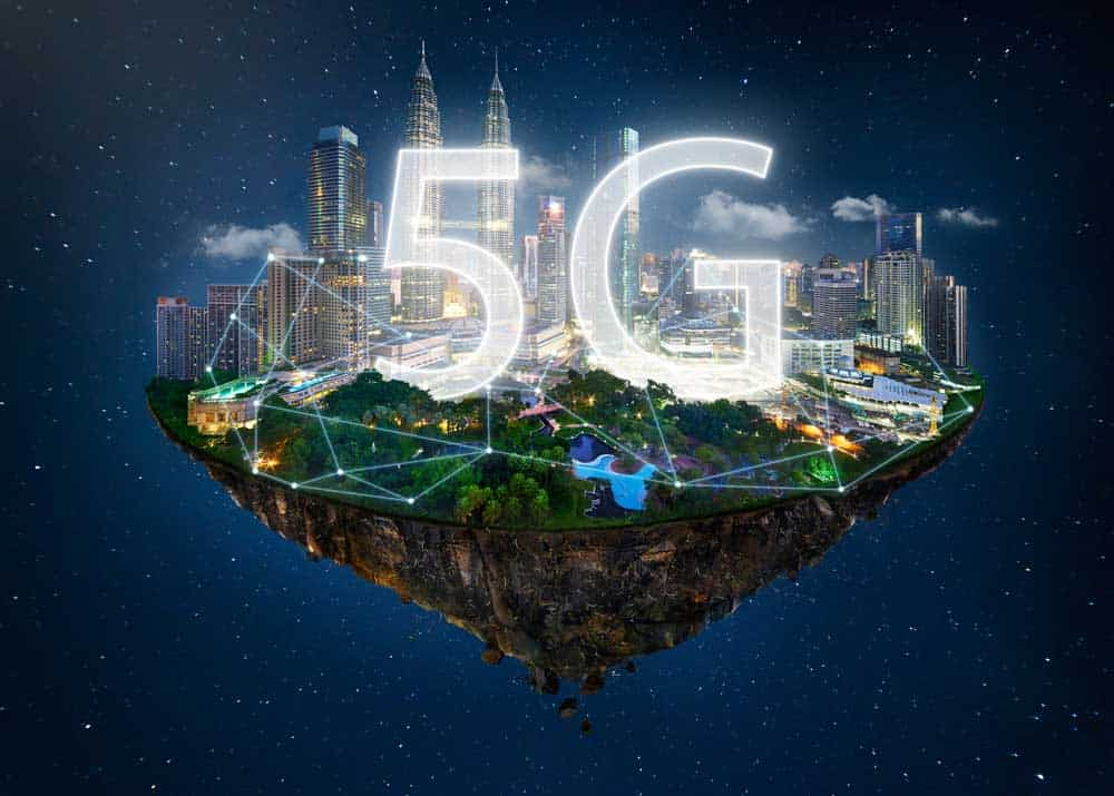 5G Network Impact on Business: Future of Mobile Shopping and Sales