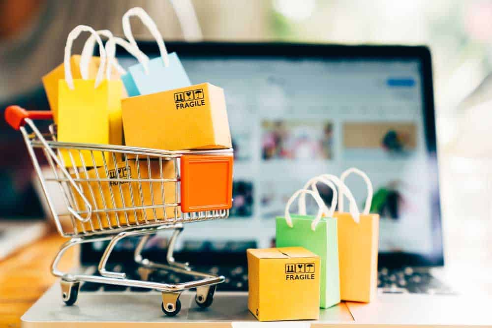 ecommerce store purchase