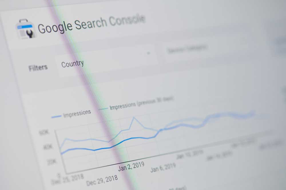 Google Analytics and Google Search Console