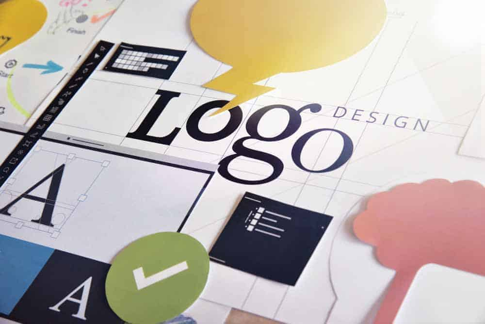 logo design graphic process
