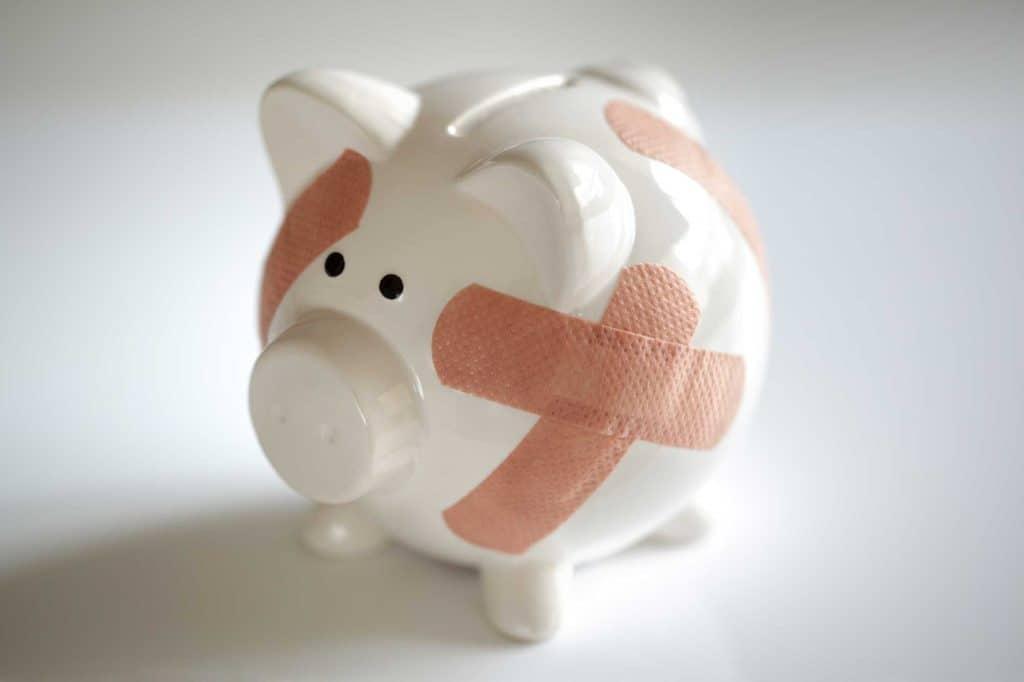 Broken Piggy Bank Broken Piggy Bank Money Mistakes Business Owners Do