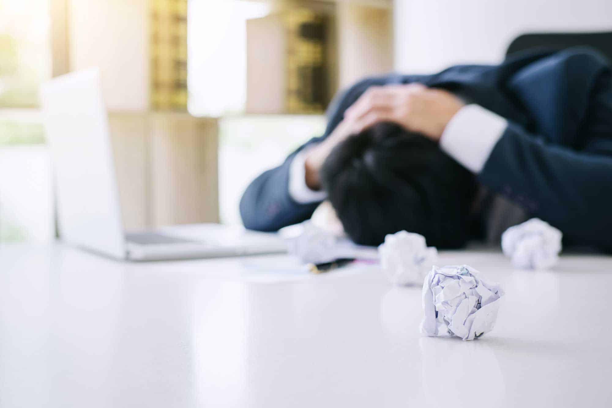 overcome business failures